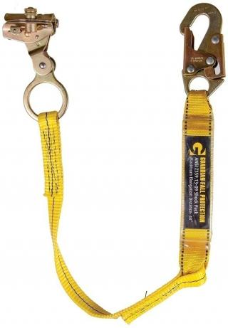 Guardian Rope Grab with Lanyard