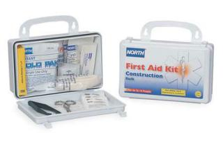 Construction Bulk First Aid Kit, 10 Person (019742-0029L)