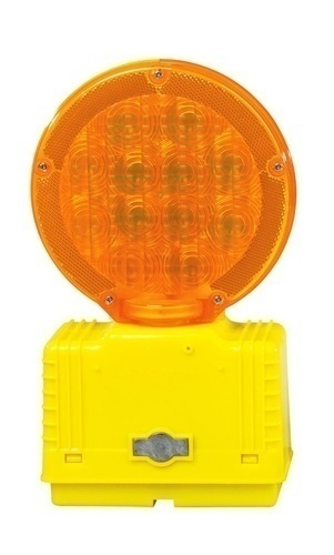 Cortina 03-10-3WAYDC 7 Inch 6V Incandescent Barricade Light