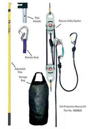 MSA Fall Protection Rescue Kit