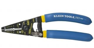 Klein 11055 Wire Stripper-Cutter for 10-18 AWG Solid/12-20 AWG