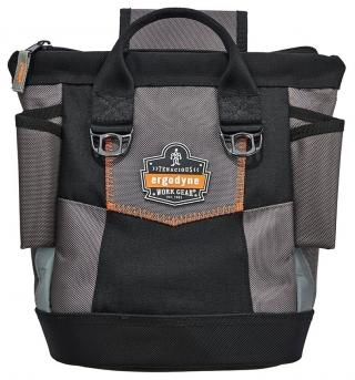 Ergodyne Arsenal Topped Tool Pouch with Snap-Hinge Zipper Closure