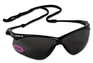 Nemesis Safety Glasses, Anti-Scratch Lenses