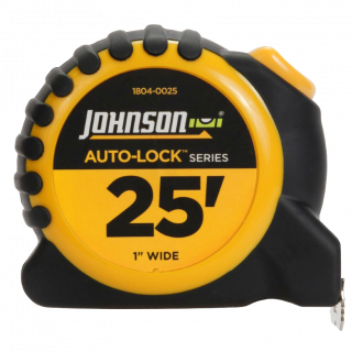 Johnson Level Auto-Lock Power Tape