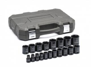 Gearwrench Impact Socket Set - 1/2 Inch Drive