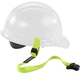Ergodyne Squids Elastic Hard Hat Lanyard with Clamp