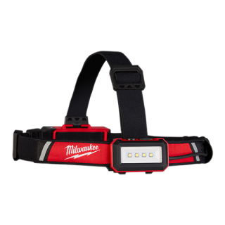 Milwaukee USB Rechargeable Low-Profile Headlamp