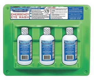 Pac-Kit Eye Wash Station - Triple 8 oz.
