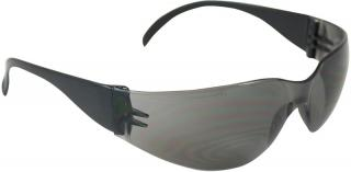 Bouton Zenon Z12 Safety Glasses with Gray Lens and Black Temple