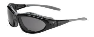 Bouton Fuselage Tinted Interchangeable Temple Safety Glasses