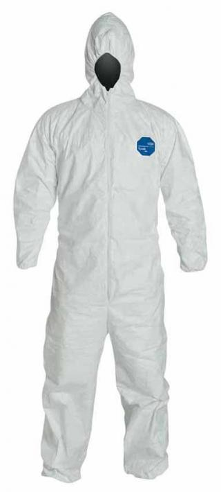 DuPont Tyvek Coverall General Suit (Case of 25)