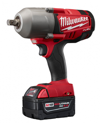 Milwaukee M18 FUEL 1/2 Inch High Torque Impact Wrench w/ Pin Detent Kit