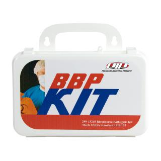 PIP First Aid Blood-borne Pathogen Kit