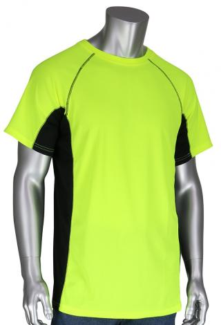 PIP 50+ UPF Short Sleeve Lime T-Shirt (Non-ANSI)