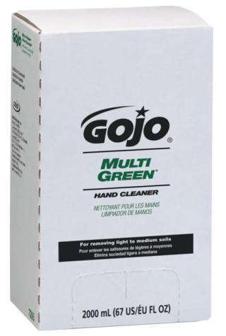Gojo Multi Green ECO Hand Cleaner, Refill