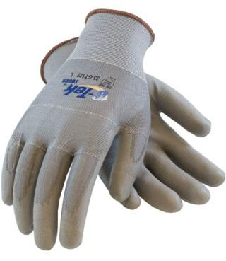 G-Tek Touch 33-GT125 Urethane Coated Polyester Gloves, 12 Pairs