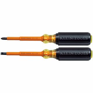 Klein Tools 1000V 2 Piece Screwdriver Set