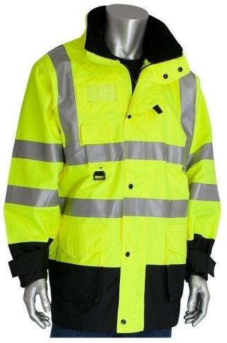PIP All Conditions 7-In-1 Insulated Class 2 And 3 Coat
