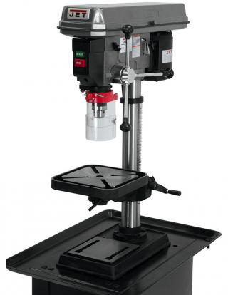 Jet 15 Inch Bench Model Drill Press - 115V