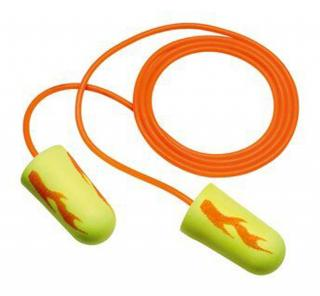 3M E-A-Rsoft Yellow Neon Blasts Earplugs (200 Pairs)