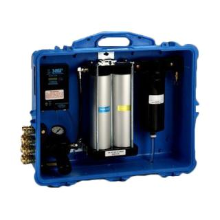 256-02-01 3M Portable Compressed Air Filter and Regulator Panel
