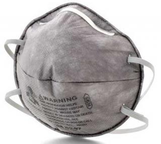 3M Particulate Respirator 8247, R95, with Nuisance Level Organic Vapor Relief (Case of 20)
