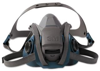 Rugged Comfort Quic-Latch Half-Facepiece Reusable Respirator, Medium
