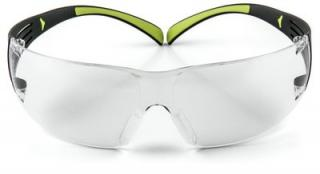 3M SecureFit Protective Eyewear with Clear Anti-Fog Lens