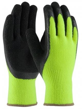 PIP Acrylic Terr Glove with Latex Coated Crinkle Grip Palm & Fingers (Dozen)