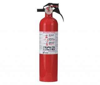 Kidde 2.5lb FA110 ABC Fire Extinguisher with UL Hanger