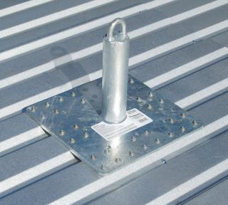 Tie Down Engineering Commercial Roof Anchor