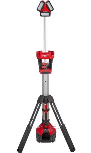 Milwaukee M18 ROCKET Tower Light/Charger