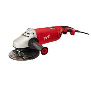 Milwaukee 15 Amp 7 Inch/9 Inch Large Angle Grinder with Lock-On