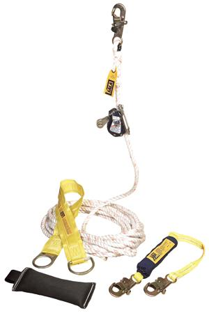 DBI Sala Rope Grab Kit