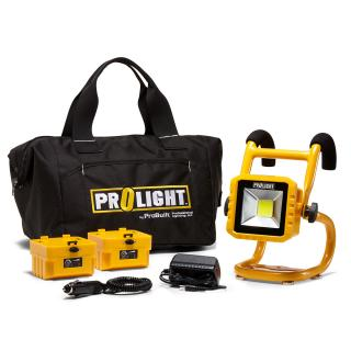 Southwire ProLight 200-2 20 Watt Rechargeable Work Light Kit