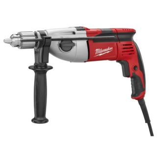 Milwaukee 1/2in. Hammer Drill w/ Carrying Case