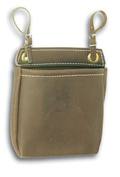 Buckingham 5299 Leather Nut and Bolt Bag