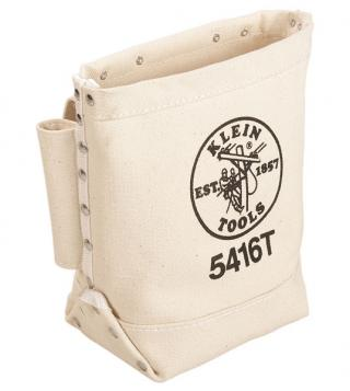 Klein Bull-Pin & Bolt Bags, Canvas, Tunnel Loop 5416T