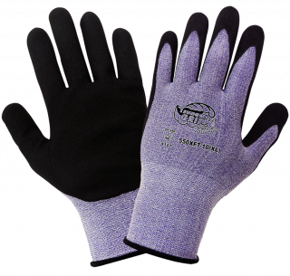 Tsunami Grip XFT - Xtreme Foam Technology Coated Gloves (12 pairs)