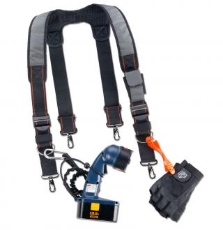 Ergodyne 5560 Arsenal Padded Tool Belt Suspenders