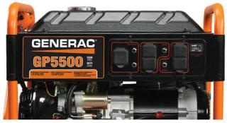 Generac GP Series 5500 Portable Generator