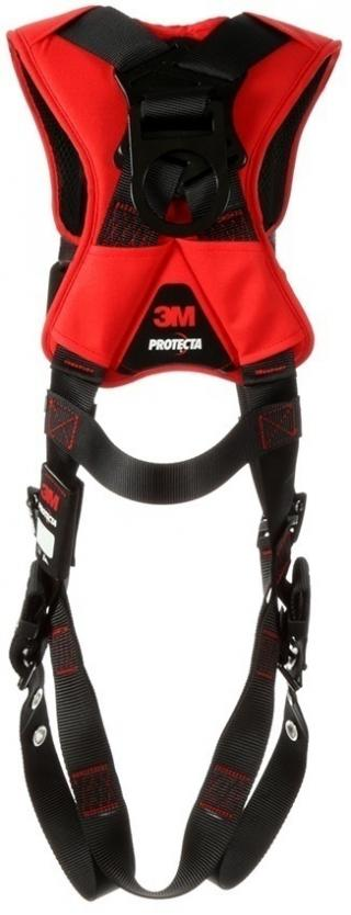 3M Protecta Comfort Positioning/Climbing Vest-Style Harness