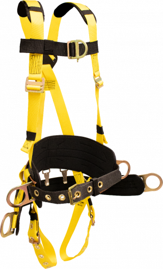 French Creek 800 Series Tower Climbing Harness