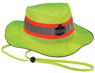 Ergodyne 8935MF Chill-Its Hi-Vis Ranger Hat with Evaporative Microfiber