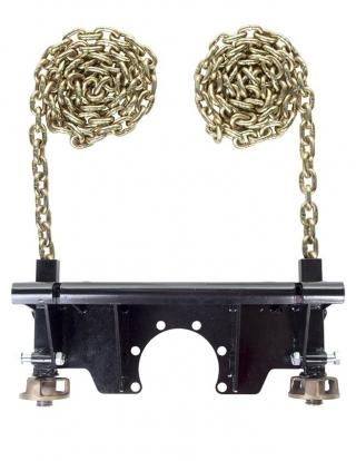 AB Chance Capstan F.A.E. 3000 lb Chain Mount Bracket