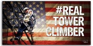 Real Tower Climber Banner