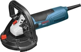 Bosch 5 Inch Concrete Surface Grinder with Dust Collection Shroud