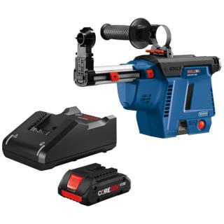 Bosch SDS-plus Bulldog Mobile Dust Extractor Kit