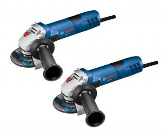 Bosch 4-1/2 Inch Angle Grinder - 2 Pack