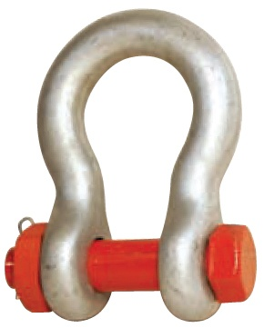 Weisner Bolt Type Safety Shackle